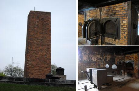Auschwitz: Forni crematoi