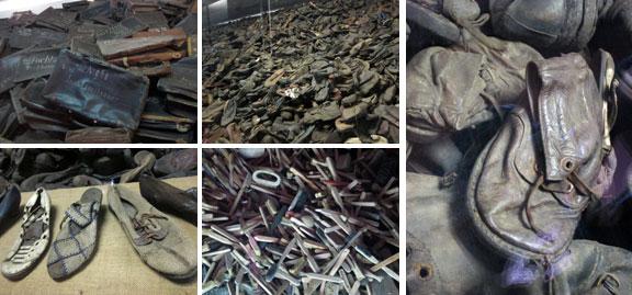 Auschwitz: Oggetti ritrovati
