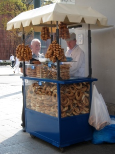Cracovia - Street food