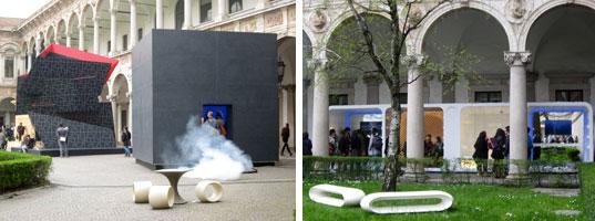 Daniel Libeskind - Beyond the wall Mario Cucinella - Aria Pura Simone Micheli - Modulo Ibrido