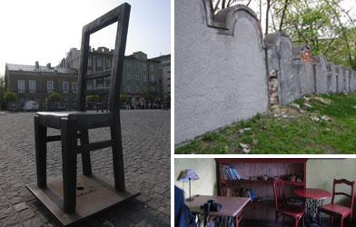 Podgòrze Cracovia