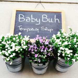 Baby Buh - Temporary Store via del Carmine, Milano