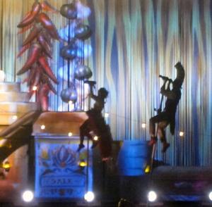 Expo 2015 Milano - Cirque du Soleil Alla vita