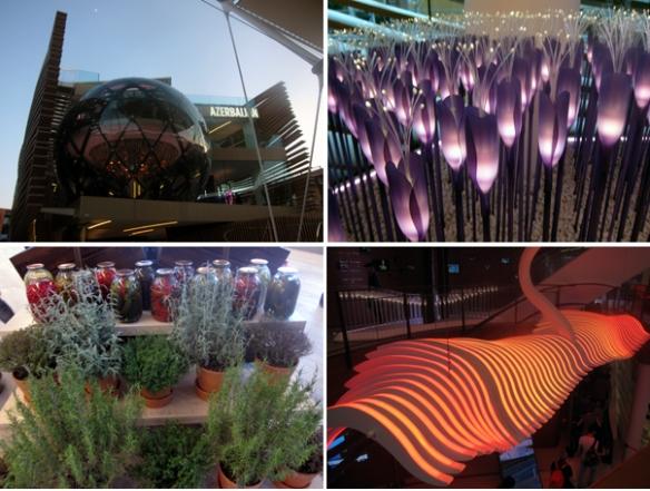 Expo2015 Milano - Azerbaijan pavilion