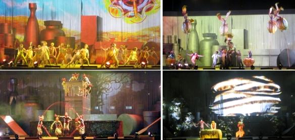 Expo2015 Milano - Cirque du Soilel