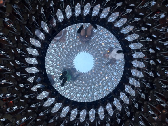 Expo2015 Milano - Gb pavilion