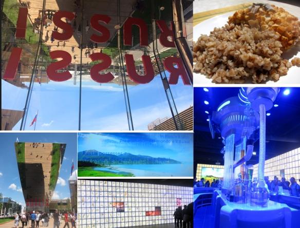 Expo2015 - Russia pavilion