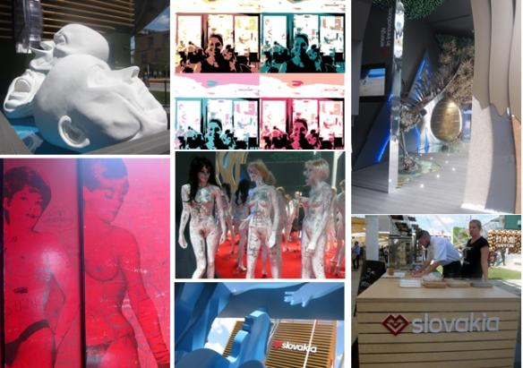 Expo2015 Milano - Slovakia pavilion