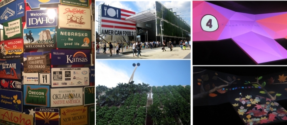 Expo2015 Milano - USA Pavilion