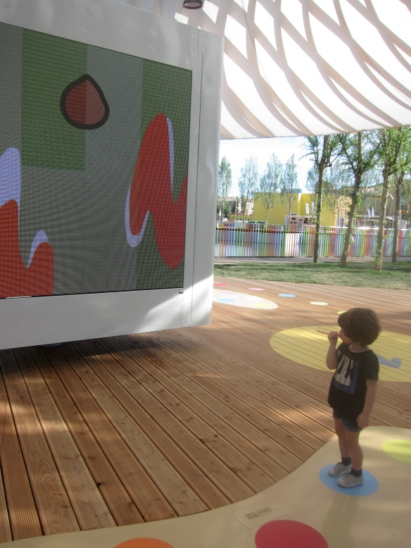 Children Park - Expo 2015