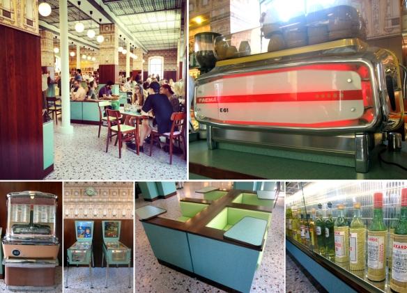 Fondazione Prada Milano - Bar Luce