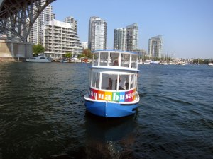 Granville Island Vancouver - False Creek Ferries