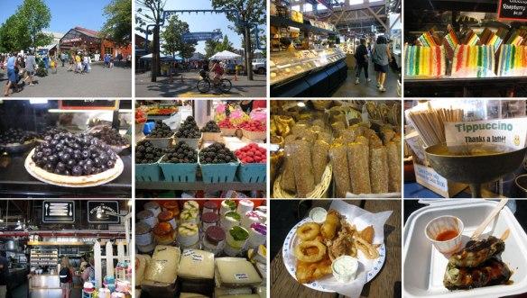 Vancouver Granville Island Public Market
