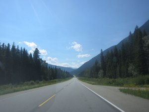 Canada - Rearguards National Park