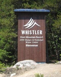 British Columbia - Whistler