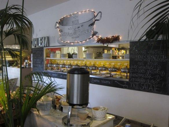 Capre e Cavoli - Via Pastrengo 18, Milano