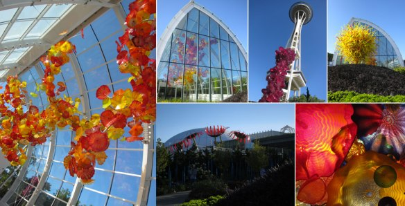 Seattle Chihuly Garden & Glass