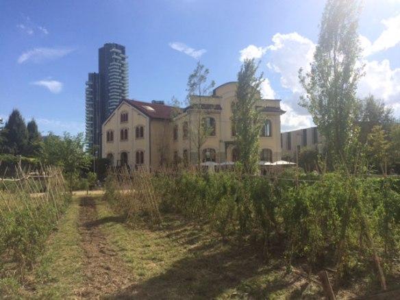 Milano - via de Castilla, Isola