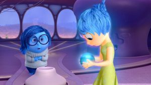Inside Out - Disney Pixar, 2015