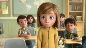 Inside Out - Disney Pixar, 2015