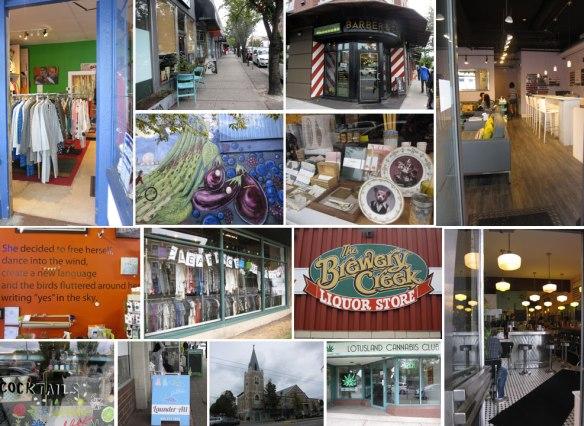 Vancouver - Main Street