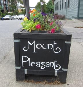 Vancouver Mount Pleasant