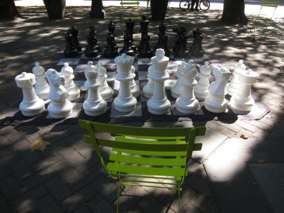 Seattle Occidental Square