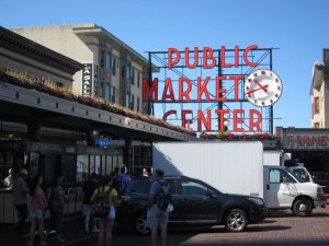 Seattle Pike Public Market