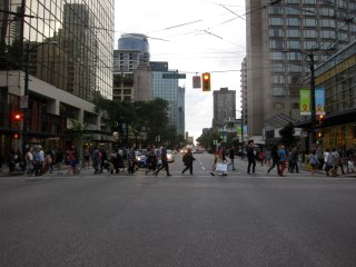 Vancouver - Robson St