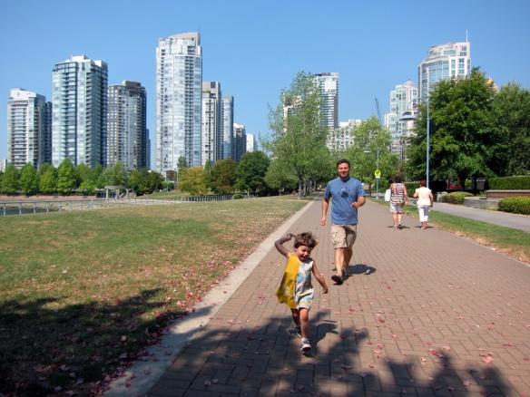 Vancouver con i bambini