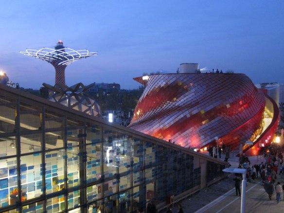 Expo Milano 2015 - Albero della Vita