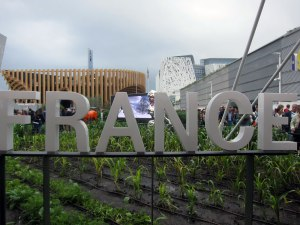 Expo Milano 2015 - France Pavilion