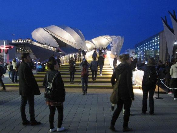 Expo Milano 2015 - German pavilion