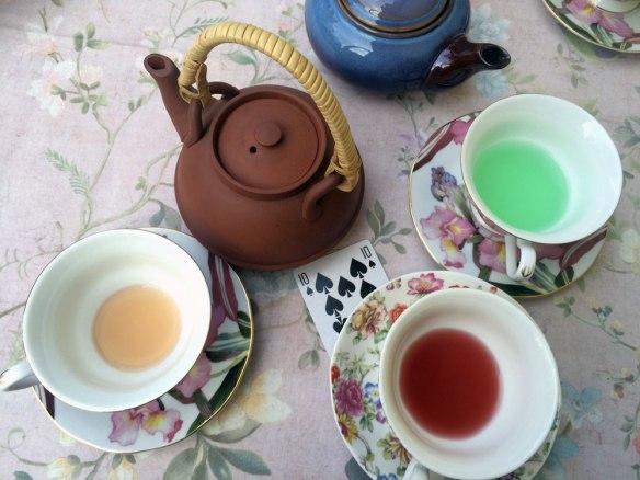 Il tè del Cappellaio Matto