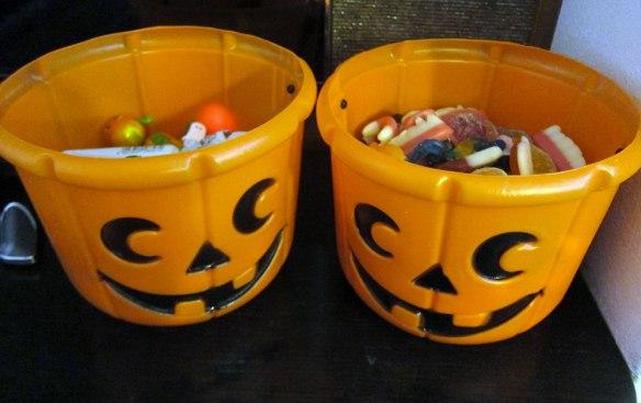 Caramelle di Halloween