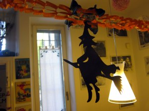 Decorazioni di Halloween