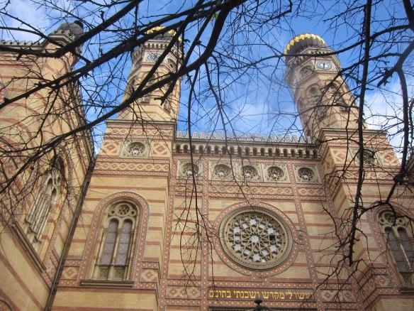 Grande Sinagoga - Budapest