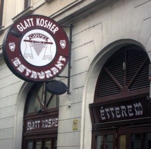 Quartiere ebraico - Budapest