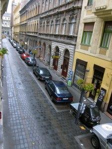 Kazinczy u. 9 - Budapest