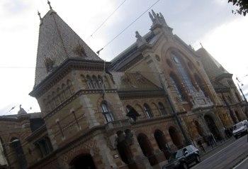 Nagycsarnok - Budapest