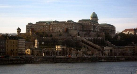 Palazzo Reale - Buda