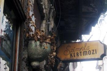 Szimpla Kert, quartiere ebraico - Budapest