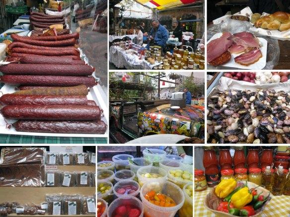 Szimpla Farmer's Market - Budapest