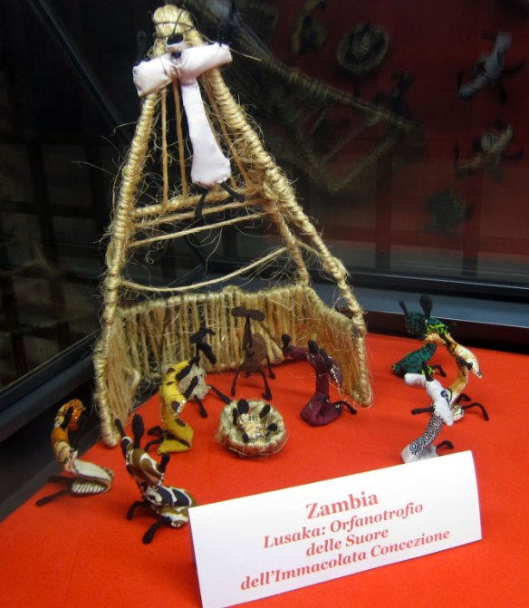 Abbazia di Morimondo - Mostra presepi etnici