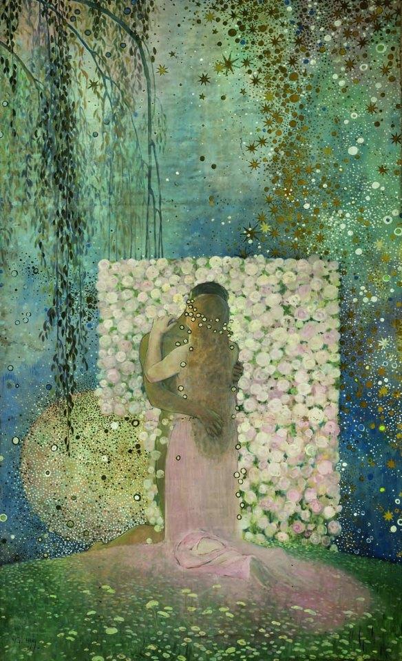 L'Amore - G. Chini, 1919