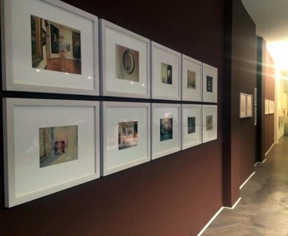Luigi Ghirri - Appartamento Lago, via Brera 30 - Milano Design Week
