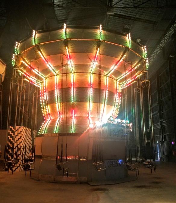 Doubt, Carsten Höller (Double Carousel) - Hangar Bicocca, Milano