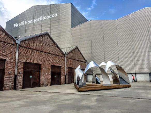 Hangar Bicocca Milano
