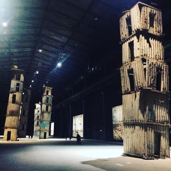 Sette Palazzi Celesti di Anselm Kiefer - Hangar Bicocca Milano