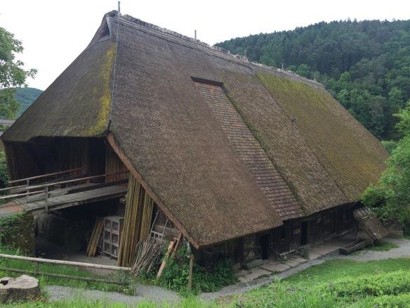 Ecomuseo Schwarzwalder Freillichtmuseum di Vogtsbauernhof - Gutach, Foresta Nera